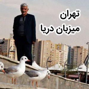 تهران میزبان دریا
