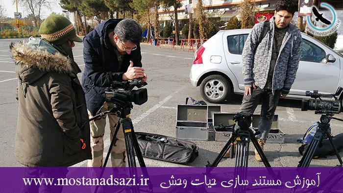 گزارش برگزاری دوره فیلمساز حرفه ای 2